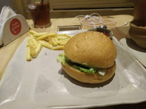 Chicken Grill Burger