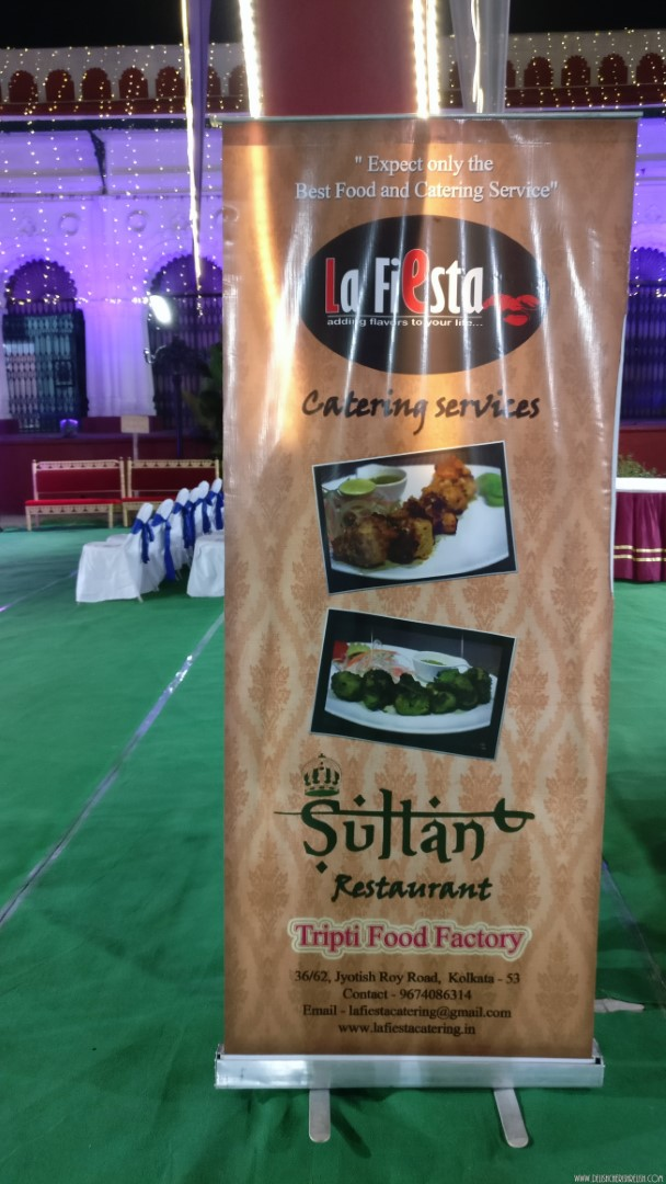 La Fiesta Catering Services – Rajbari Experience